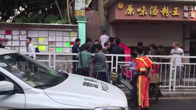 疑因租赁纠纷,深圳居民楼租客与二房东起冲突致1死1伤