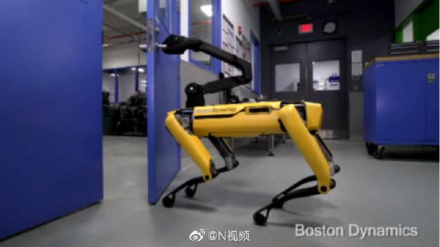 波士顿动力:人类不能为其所租的机器狗配备武器