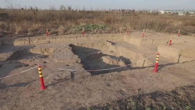 发现秦始皇陵石质铠甲制作作坊