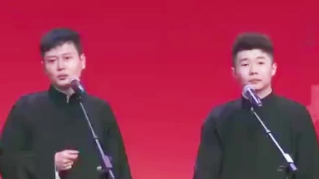 德云社相声公开diss韩国男团Bigbang,全程很犀利