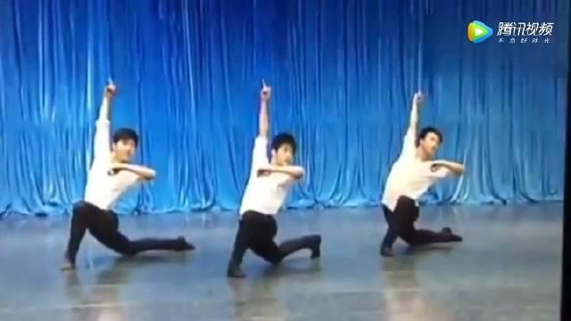 杨洋军艺舞蹈教学视频