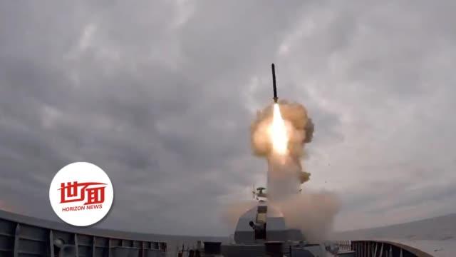 俄罗斯黑海演习震慑北约 巡航导弹2分钟飞250公里摧毁目标