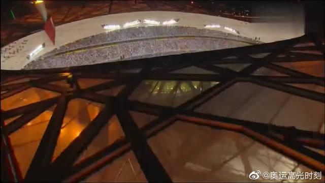 刚起步就赢了,重温下博尔特在北京奥运会200米决赛的疯狂表演
