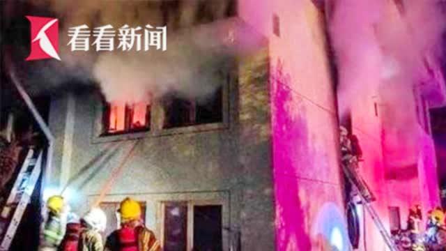台南一住宅遭纵火致7死2伤 21岁男子自首!警方:嫌犯有精神病史
