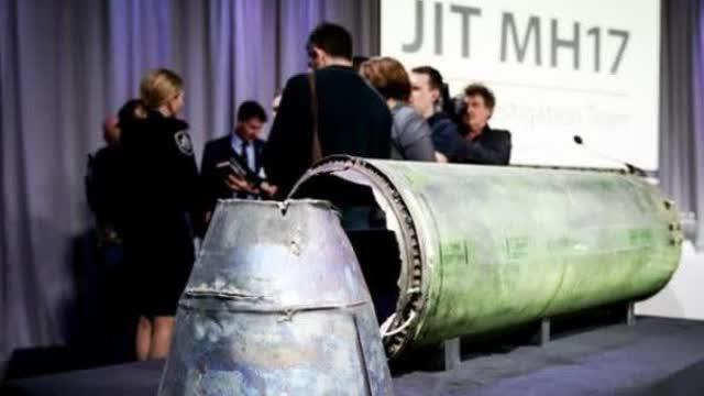 马航MH17调查结果:导弹来自俄军方