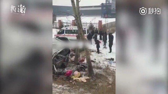 北林大女生雪乡车祸4死5伤案一审宣判
