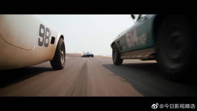 """《极速车王》克里斯蒂安贝尔和马特达蒙""""福特VS法拉利""""传记"""