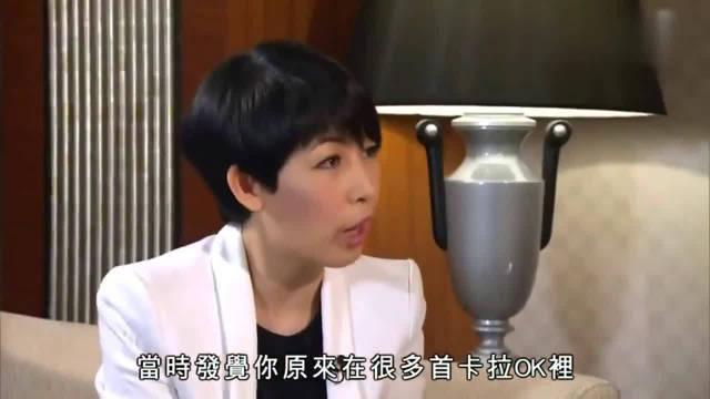 古天乐讲述自己入行前当模特儿、MV男主角的趣事