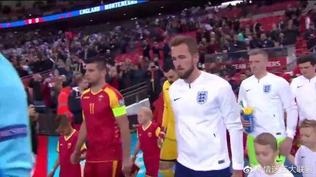 欧预赛英格兰7-0大胜黑山,三狮军团复活,剑指欧洲杯冠军