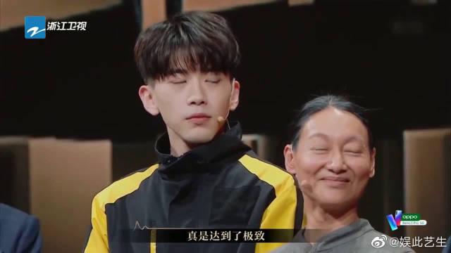 张晨光爆料惠英红超敬业细节,影后自曝要变成男生!