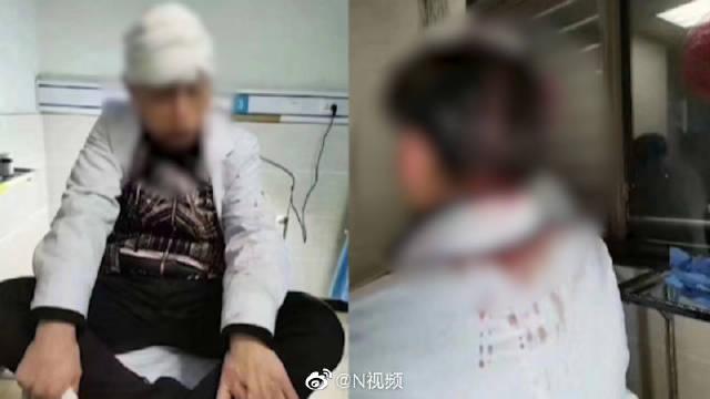 因未抢救回患者3名医生遭家属打伤,合江县警方:打人者已被刑拘