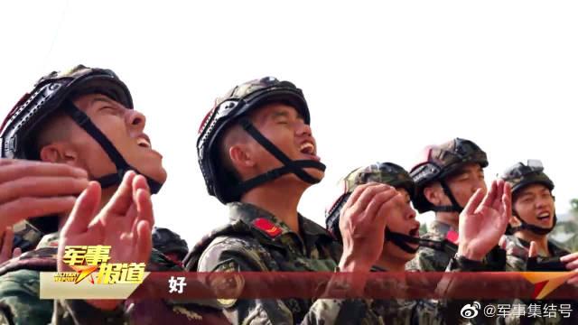 """挑战吧!军营里的迷你""""军运会"""""""