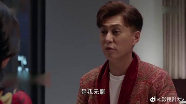 精英律师:戴曦将罗槟吃干抹净后不认账,靳东扔床怒吻:帮你回忆