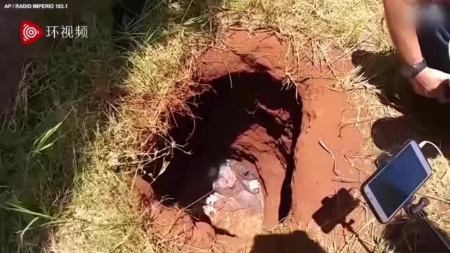 巴拉圭75囚犯挖地道越狱,司法部长:不可能没人看见