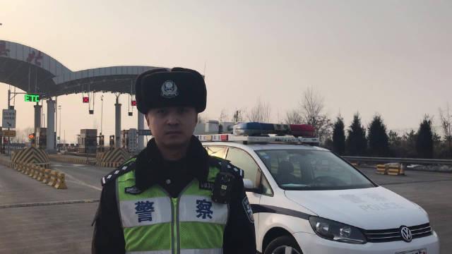 山西高速交警五支队 祝愿所有出行司乘朋友:平安回家,安全出行
