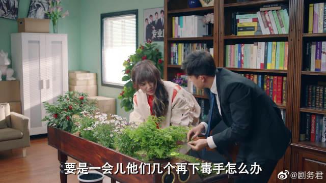 《爱情公寓5》张伟给王阿姨准备了蛋糕  想制造一个祥和的气氛