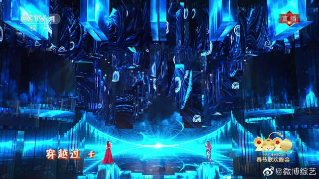 【歌曲《生命之河》】韩雪、谭维维带来歌曲表演《生命之河》。