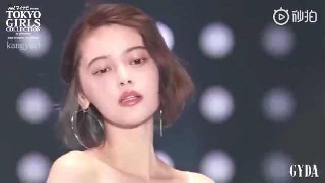 绝世惊艳的日本美人时装秀!三吉彩花,特玲德尔·玲奈,新木优子