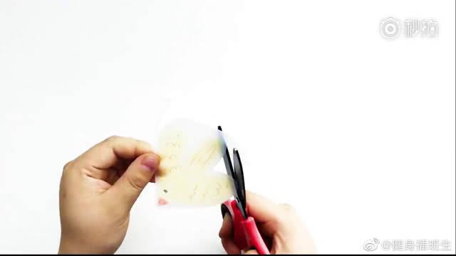 剪了一个热缩片教程~简单易懂一分钟,感兴趣的小伙伴可以尝试下