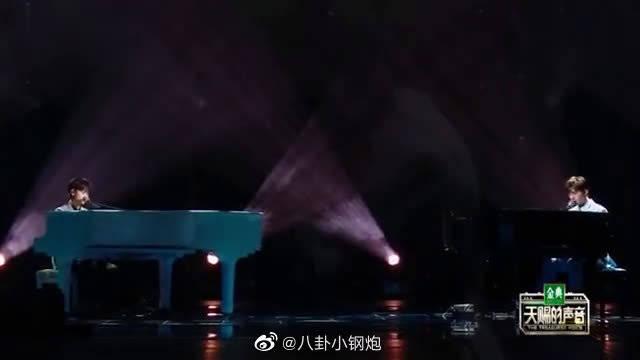 天赐的声音:汪苏泷炎亚纶钢琴同台《想自由》