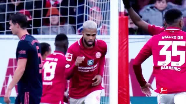 2019/20赛季德甲第23轮预热 沃尔夫斯堡vs美因茨