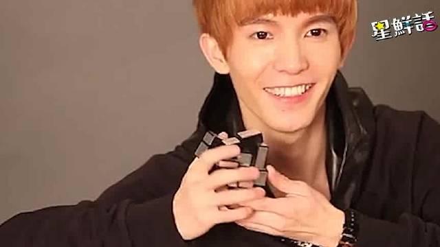 郭敬明的时尚大片,再现暖男气质,阳光笑容很有感染力