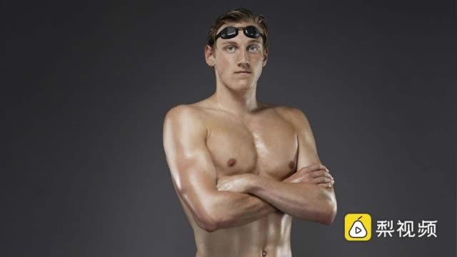 霍顿采访视频:要保持游泳的纯洁性