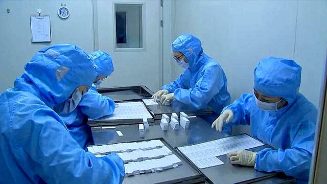 江苏泰州向意大利、荷兰共捐赠6000份核酸检测试剂盒图片