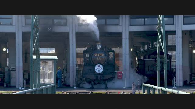 京都铁道博物馆推广视频
