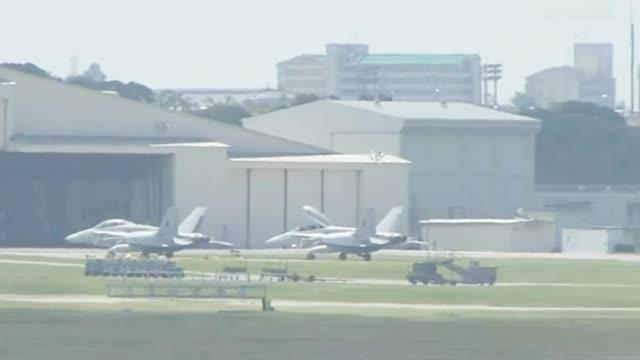 美军侦察机多次现身朝鲜半岛 空军海军连续出动