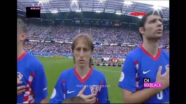 【经典回顾】2008欧洲杯,克罗地亚2:1德国,斯尔纳奥利奇建功,小