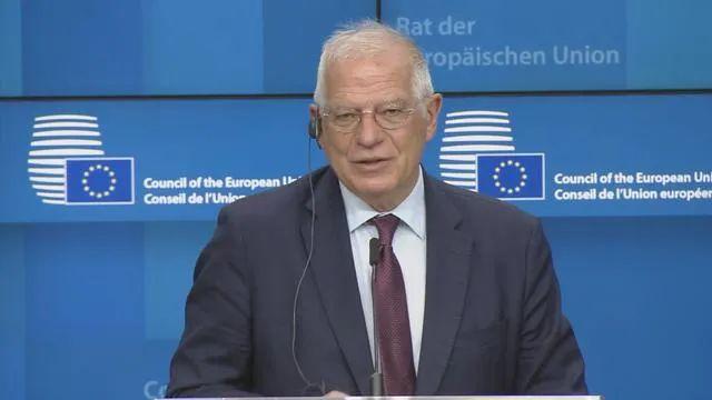 欧盟交际与政策高级代表 博雷利