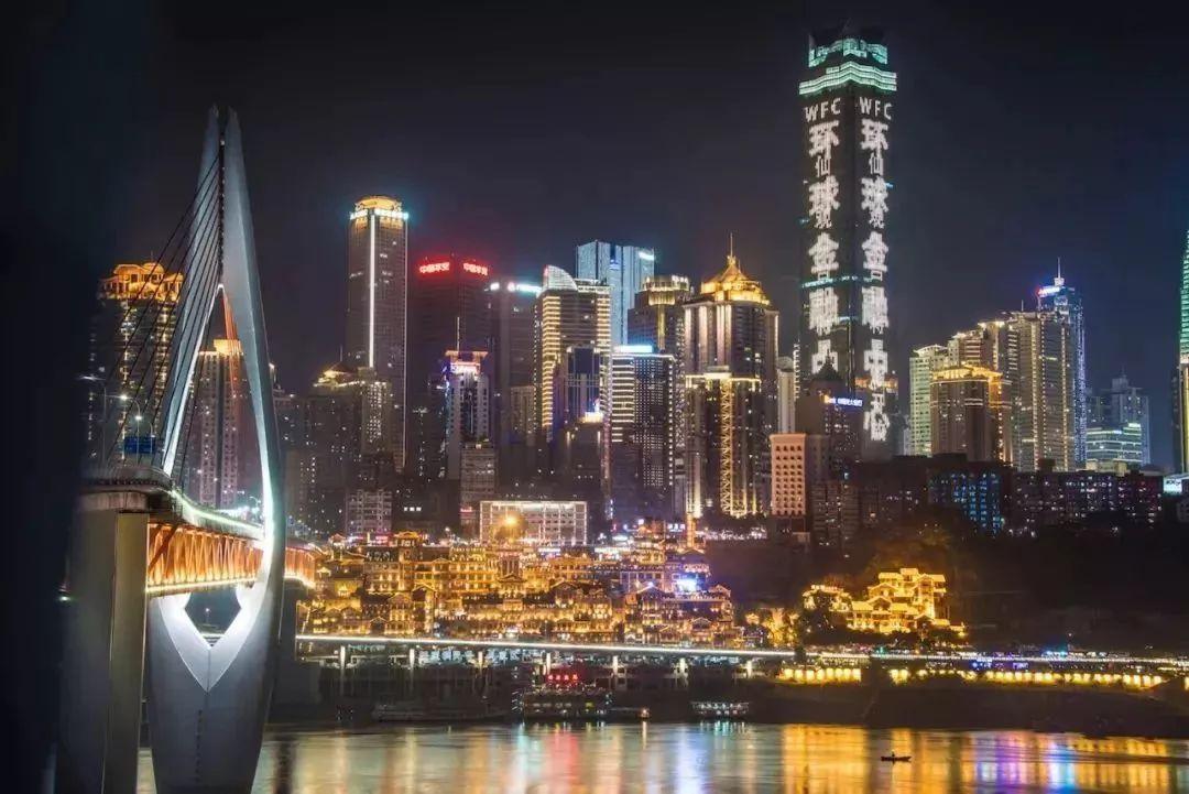 重庆的城市竞争力是全方位的。