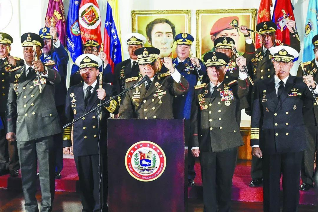 委内瑞拉危急时刻,普京与马杜罗拨通了电话