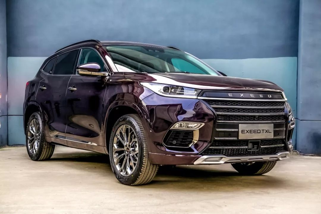 12.59万就能买到的高端SUV,星途TX/TXL上市