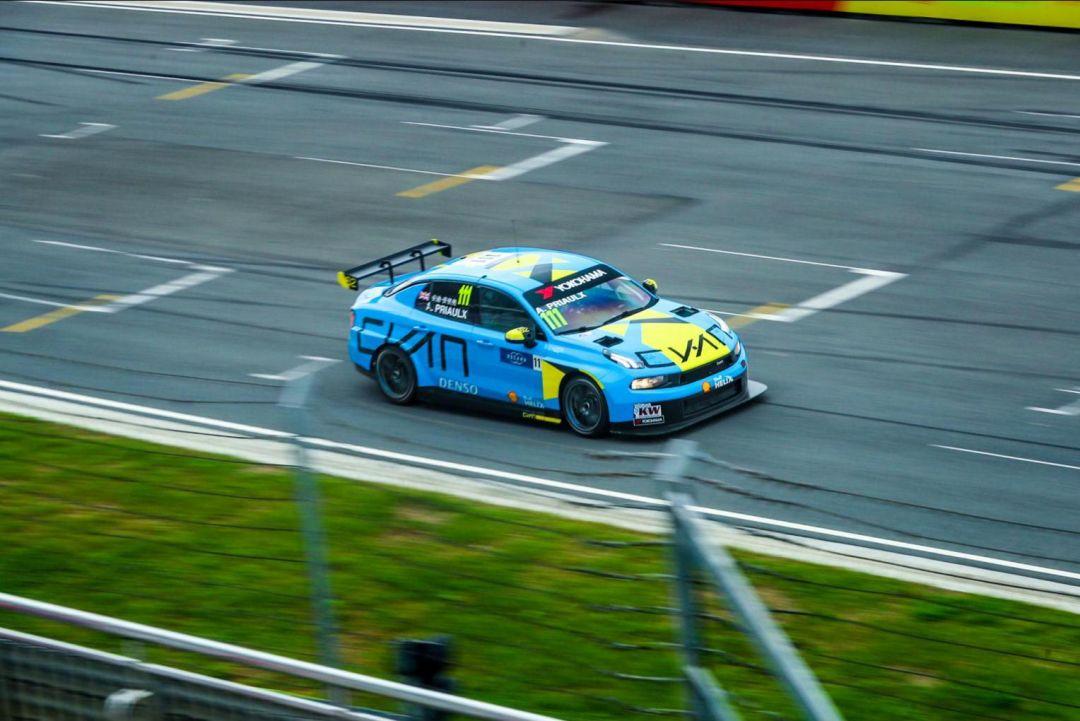 燃擎:赛场首秀斩获双冠,领克03到底参加了个什么赛事?