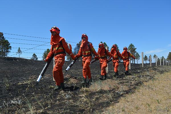 新成立的应急管理部主要是把自然灾害和事故灾难处置的职能整合在一起。视觉中国 资料