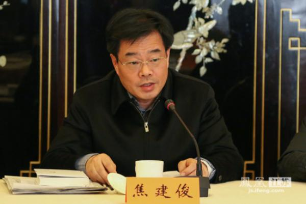 焦建俊任江苏省委宣传部常务副部长(图/简历)东莞桑拿实录对话