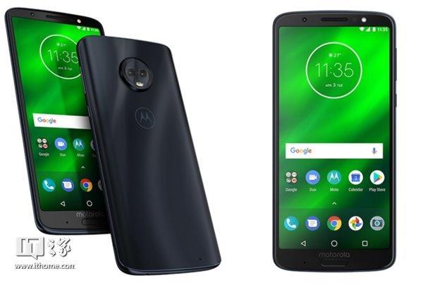 海外版Moto G6 Play更新Android 9.0 Pie