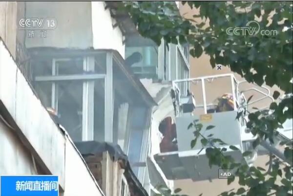 沈阳皇姑区一住宅小区发生爆炸 阳台窗户炸毁3人死亡