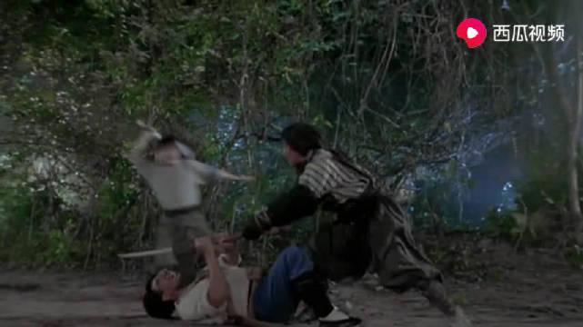"""英叔对付马贼有高招!""""以血引血"""",马贼不是对手!"""