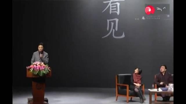 崔永元这段12分钟演讲赢得了19次喝彩和7次鼓掌