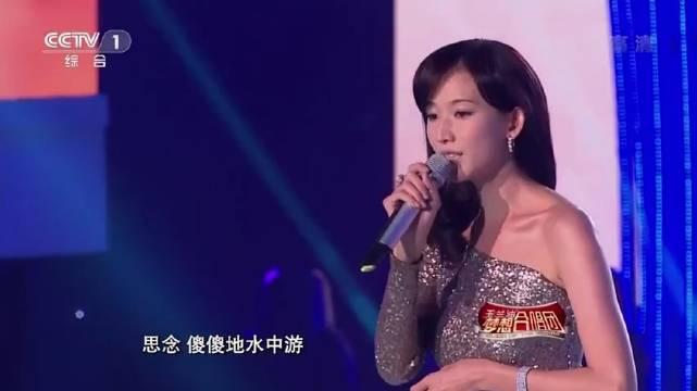 林志玲演唱《带我飞》,将女性的柔美、宁静、深情展现的淋漓尽致