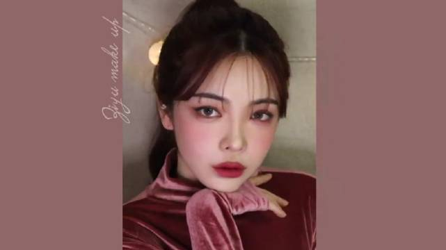ZI YU94韩国女团ITZY成员崔智秀Lia仿妆分享~
