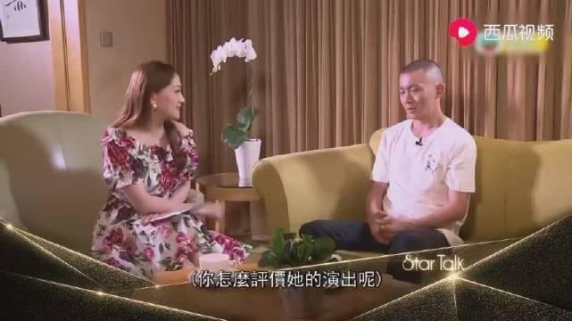 聂远高度称赞佘诗曼的演技,细节表演到位,跟她对戏需要分外留神