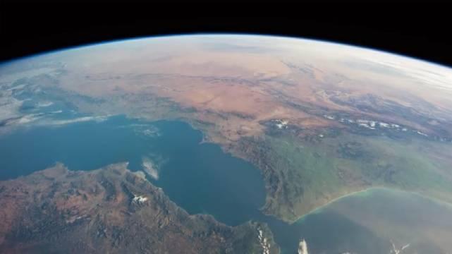 NASA美国航空航天局:从太空环绕地球之旅,收藏!