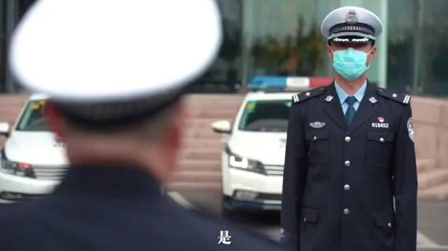 青岛交警护航医疗队凯旋
