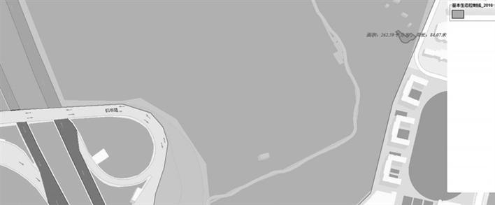 关于凤凰山森林公园三期-航城片区 东方英文书院片区施工配套临时用地 一等五宗临时用地占用基本生态控制线的公示