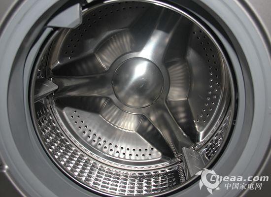 市售主流滚筒洗衣机内筒揭秘
