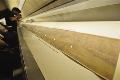 故宫将晒《清明上河图》 10年来首次全卷展出